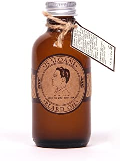 JS Sloane Beard Oil