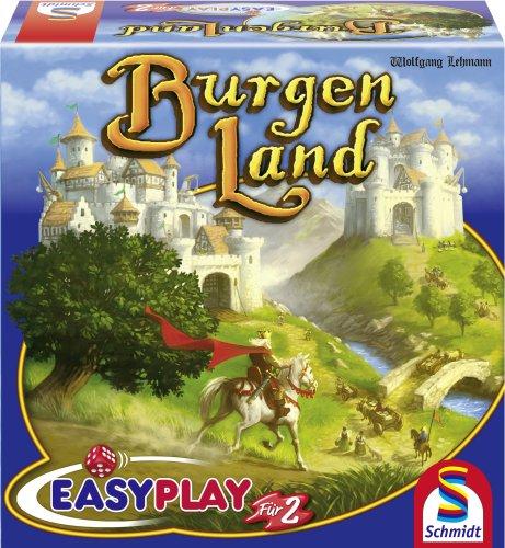 Schmidt Spiele 49004 - Easy Play: Burgen-Land