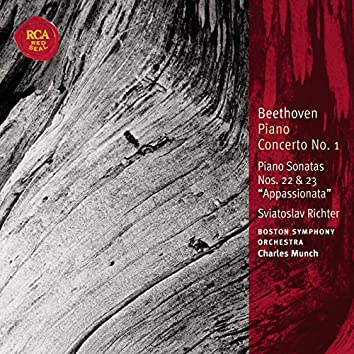 Beethoven Piano Concerto No. 1; Piano Sonatas Nos. 22 & 23: Classic Library Series