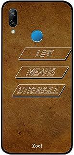 جراب Huawei Nova 3 Life Means Struggle