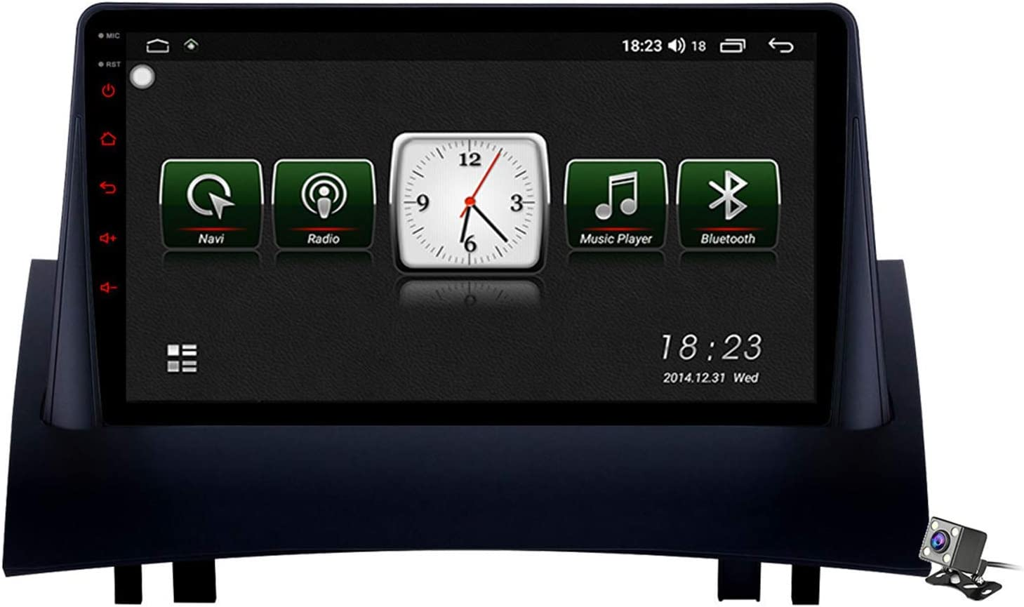 Android Product 10.0 Car Stereo Radio for Megane Renault 2002-2009 GP 2 Memphis Mall