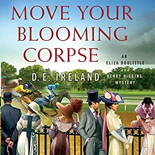 Move Your Blooming Corpse audiobook cover art