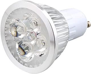 مصباح إضاءة LED LED LED GU10 بإضاءة سبوت LED لمبة إضاءة موضعية نقية/دافئة بيضاء بيضاء منخفضة استهلاك الطاقة طاقة عالية التأثير