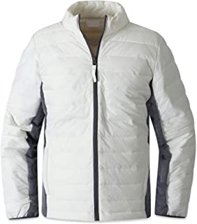 705779a5eb01 EnvyLook Mens Light Weight Padding Coat Blazer Jacket Casual Jumper Outdoor  Parka M030 Orange