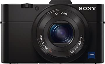 $598 » Sony RX100 II 20.2 MP Premium Compact Digital Camera w/ 1-inch Sensor, MI (Multi-Interface) Shoe and tilt LCD Screen (DSCRX100M2/B)