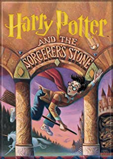 Ata-Boy Harry Potter and The Sorcerer's Stone Book Cover 2.5