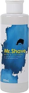 [Amazon限定ブランド] Mr.Shave 青髭対策 メンズ アフターシェーブローション 化粧水 青ヒゲ 【 ヒゲ抑制成分を3倍配合 】