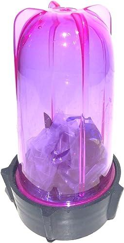 popular Made in outlet online sale Mexico Mini Personal Jar/Blade/Washer/Base Complete set for Oster outlet online sale Blender Vaso Para licuadora Pink outlet online sale