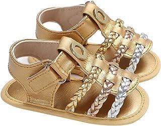 GorNorriss Baby Girl Shoes Children Infant Kids Elegant Leather Single Princess Shoes Sandals