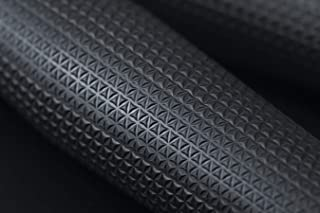 Kuryakyn 5939 Thresher Handlebar Grips for Throttle and Clutch: 2015-19 Indian Scout Motorcycles, Satin Black, 1 Pair