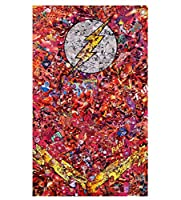 ウォールアートポスター| アニメ映画のポスターキャンバスプリントリビングルームマーベルキャラクター壁アート寝室の装飾絵画バンクシーグラフィティアートワーク| フレームレス| 60×90cm,A