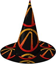 Borderlands 2 Halloween Witch Hat Party Cosplay Cap Decoration For Boys Girls Adults 3 PCS