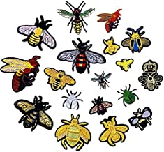 Best bee embroidery patch Reviews