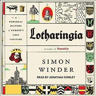 Lotharingia audiobook cover art
