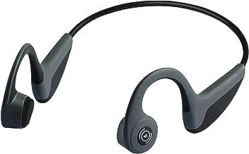 Sponsored Ad - Bone Conduction Headphones, Open-Ear Wireless Sport Headsets Bluetooth 5.0 Sweatproof Lightweight Earphones...