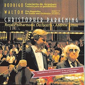 Concierto De Aranjuez/ 5 Bagatelles