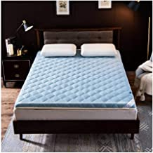 Futon Mattress, Japanese Floor Futon Mattress, Tatami Floor Mat Soft Comfortable for Student Residences Home Floor Mattres...