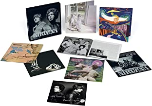 Songlife: Vinyl Box Set 1967-1972 (Ltd 6LP Set, 52pg Book & Signed Print)