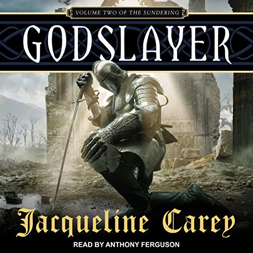 Godslayer audiobook cover art