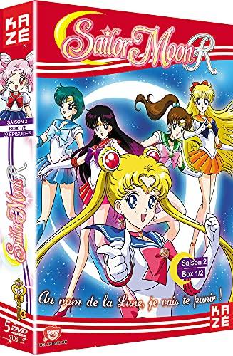 Sailor Moon R-Saison 2-Partie 1/2