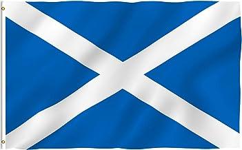 Unisex Messenger Shoulder Bag Scottish Flag National Flag of Scotland