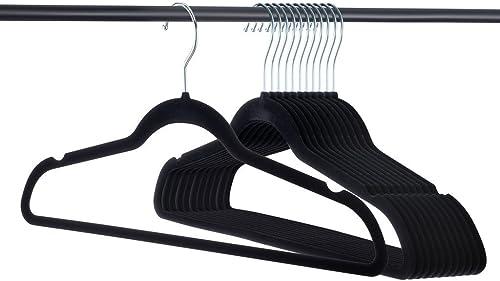 LOT 30 Clothing Hangers Plastic Clear Mixed Adult Kids Children Pants Shirts