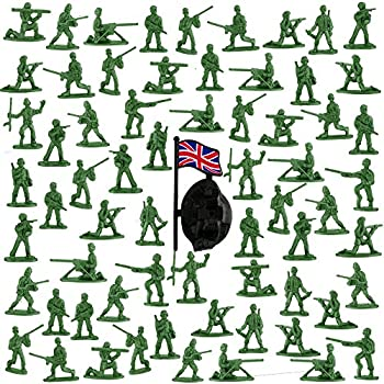 Etmact Deluxe Bag Of Classic Toy Green Army Soldiers Various Poses 200 Count Toy Soldiers Soldier Toy Army Soldiers Green Toy Soldiers Army Soldiers Toy Soldiers Action Figures Count Toy Classic Toy