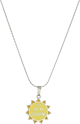 "Charity By Design You Are My Sunshine 32"" Expandable Necklace"