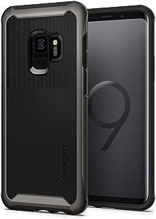 Spigen Neo Hybrid Urban designed for Samsung Galaxy S9 cover case - Gunmetal