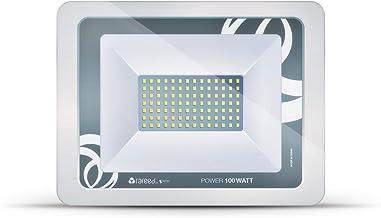 Rafeed LED Floodlight, Grey, 270 x 210 x 32 mm, RFE-0267