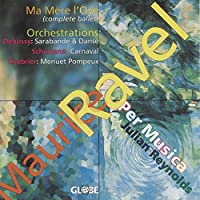 Ma Mere L'oyel Orchestrations