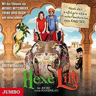 Hexe Lilli - Die Reise nach Mandolan. Original-Hörspiel zum Film Titelbild