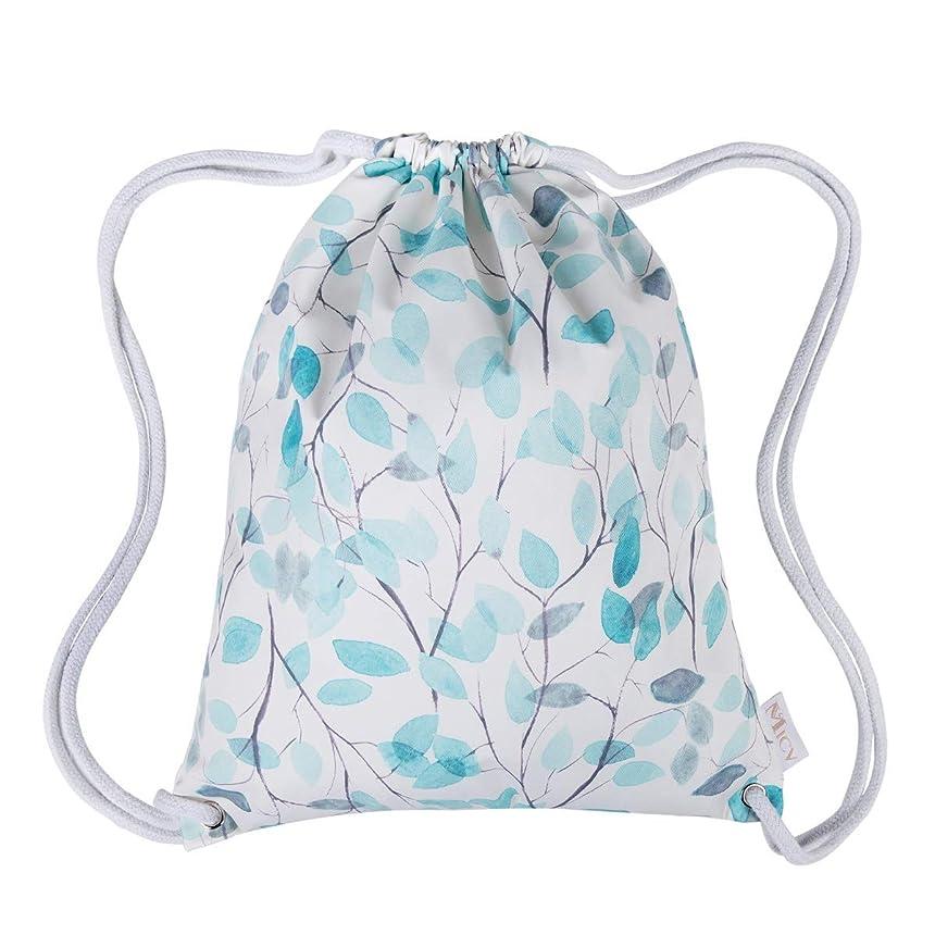 また明日ね噛む残酷Micv ナップサック プールバッグ ジムサック 防水仕様 巾着袋 軽量 スポーツバッグ 通学?運動?旅行に最適 アウトドア 収納バッグ