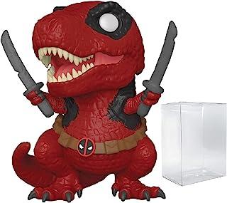 POP Marvel: Deadpool Parody - Dinopool Funko Pop! Vinyl Figure (Bundled with Compatible Pop Box Protector Case)