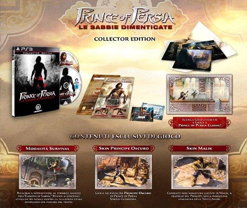 PRINCE OF PERSIA: LE SABBIE... COLLECTOR PS3