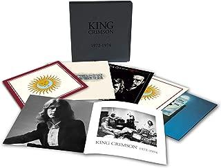 king crimson vinyl box