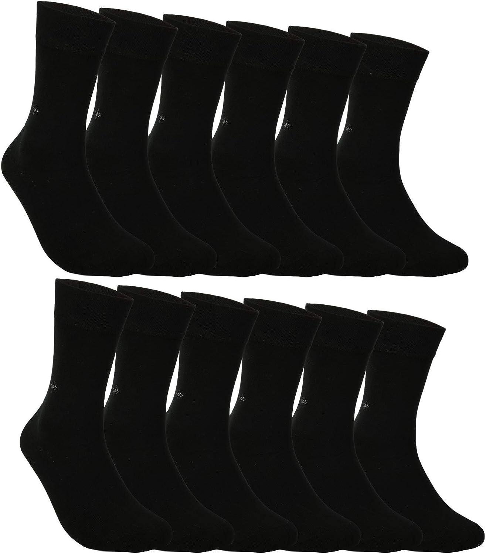 Bamboo Dress Socks;Seamless Toe,Unisex,Super Soft-Made in