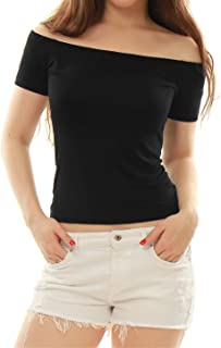 97b93fb534d Amazon.co.uk: Check - Blouses & Shirts / Tops, T-Shirts & Blouses ...