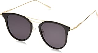 MESTIGE Women's Sunglasses Cateye Rylee in Black Gold & Black