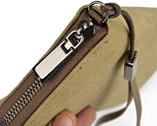Men's Clutches Men's Wallets Wearable Canvas Clutches Mobile Wallets Suitable for Business Gifts Personal Use Christmas Gi...
