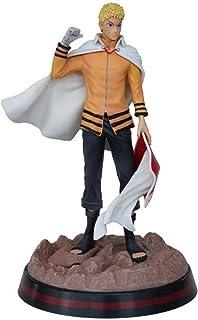 Verkligt och roligt Anime Naruto Naruto Figure Toy 28 CMACTION Figure Collectible Doll Modell leksak för barn