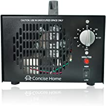 Beknopte Home 10000 mg 03 commerciële ozonisator, industriële ozon luchtreiniger, luchtsterilisator ozongenerator, luchtve...