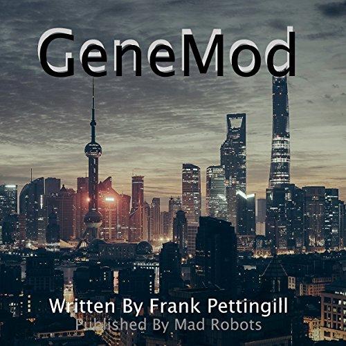 GeneMod audiobook cover art