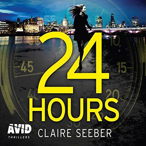 24 Hours audiobook cover art