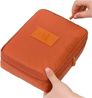 Youpin, borsa da donna di alta qualità. Borsa per il trucco da donna, borsa per il trucco da donna, organizer impermeabile...