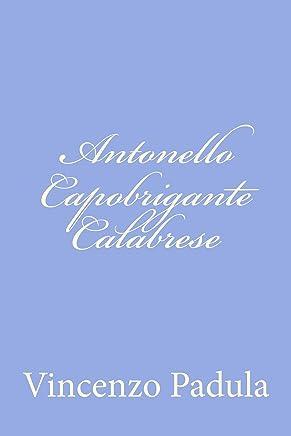 Antonello Capobrigante Calabrese