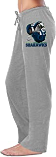 Duola Women's Sweatpants SeattleSeahawk Ash