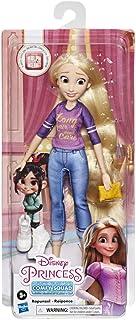 Disney Princess - Comfy Squad Muñeca Rapunzel (Hasbro, E8402EL2)