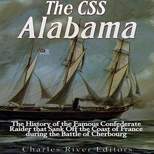 The CSS Alabama audiobook cover art