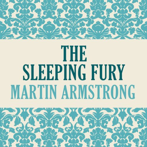 The Sleeping Fury audiobook cover art